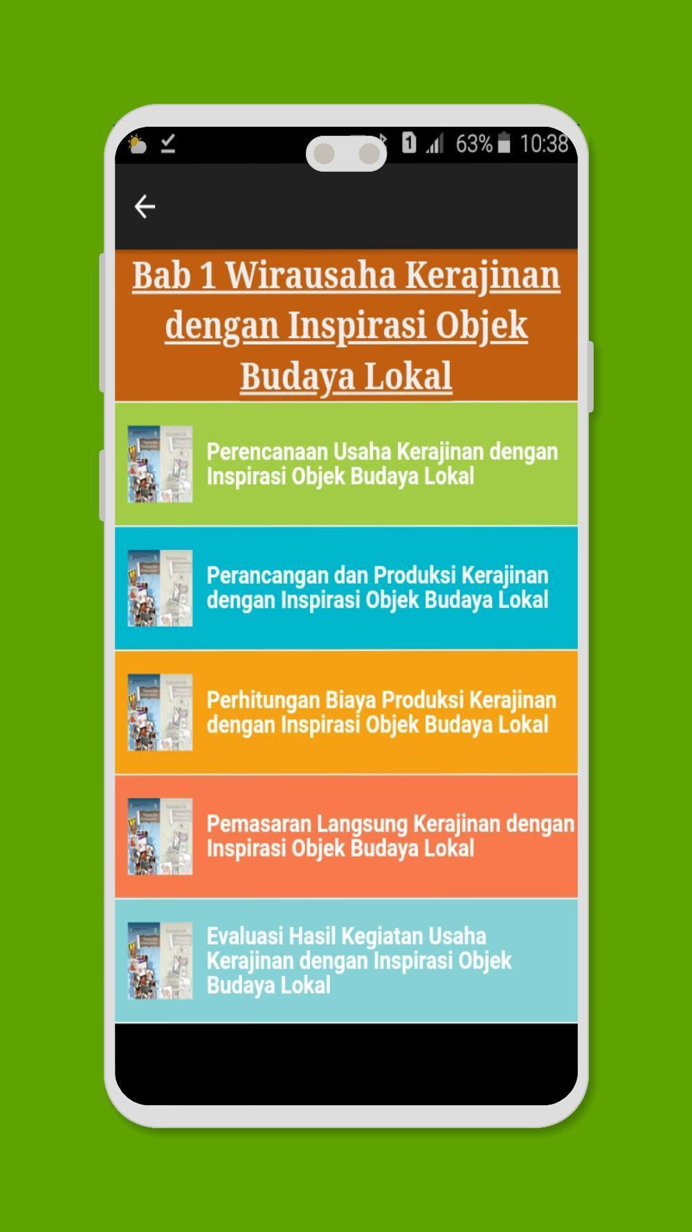 Kewirausahaan Kelas 10 For Android Apk Download