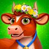 Sunny Farm: Aventura e Fazenda jogo ícone