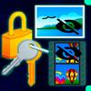 Ẩn ảnh và video - Quyền riêng tư của tôi 1st biểu tượng