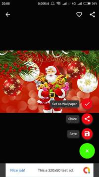 Christmas Wallpaper 2019 HD poster