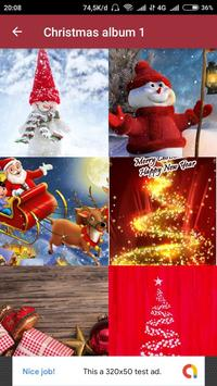 Christmas Wallpaper 2019 HD screenshot 4