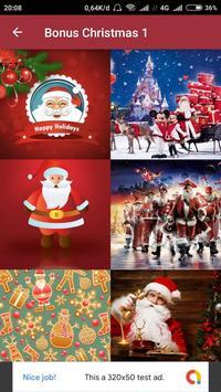 Christmas Wallpaper 2019 HD screenshot 5