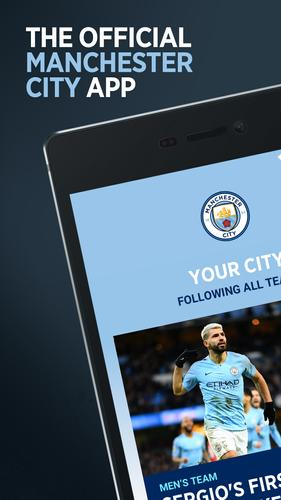Manchester City Official App for Android - APK Download