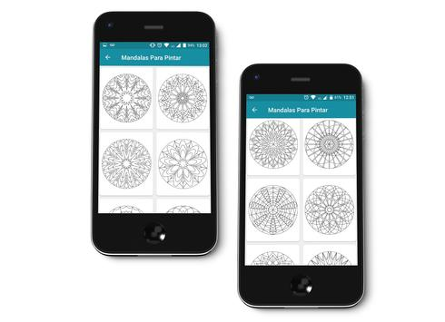 Mandalas Coloring Pages - Mandala Molouring Book screenshot 19
