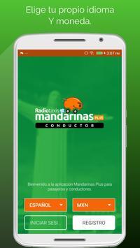 Mandarinas Plus Conductor poster