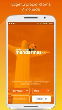 Mandarinas Plus Pasajero poster