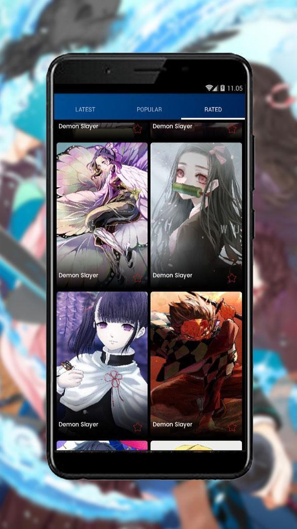 Kimetsu No Yaiba Hd Wallpaper For Android Apk Download