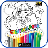 Anime Manga Coloriage Hd For Android Apk Download