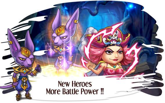 Manga Clash screenshot 6