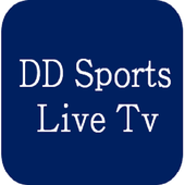 DD Live TV -(Sports) icon