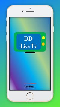 DD Live TV -(Sports) poster