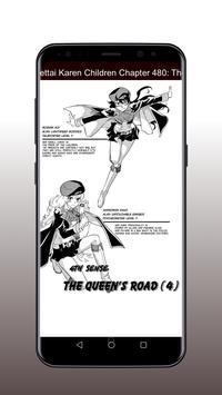 Manga reader - read manga free screenshot 3