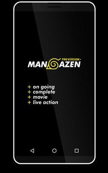 MangaZen Pro screenshot 2