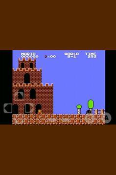 Game Jadul NES 1200 Games Tips تصوير الشاشة 2