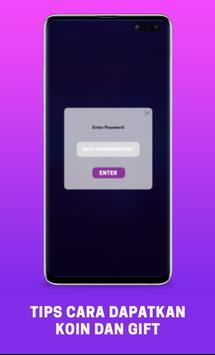 Mango Live Mod Ungu - Unlock Room Tips screenshot 1