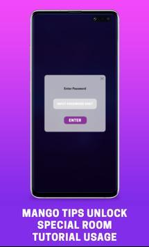 Mango Live Mod Ungu - Unlock Room Tips screenshot 2