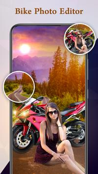 Bike Photo Editor screenshot 1