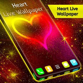 Heart Live Wallpaper poster
