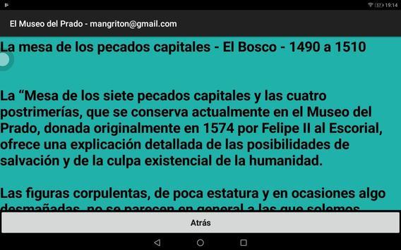 El Museo Nacional del Prado screenshot 13