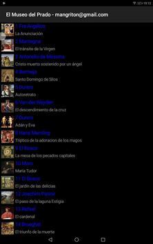 El Museo Nacional del Prado screenshot 8