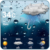Real Time Weather Forecast Apps - Daily Weather icon