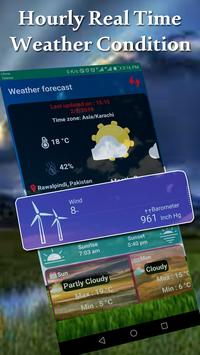 Real Time Weather Forecast Apps - Daily Weather screenshot 1