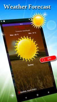 Real Time Weather Forecast Apps - Daily Weather screenshot 2