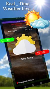 Real Time Weather Forecast Apps - Daily Weather screenshot 5