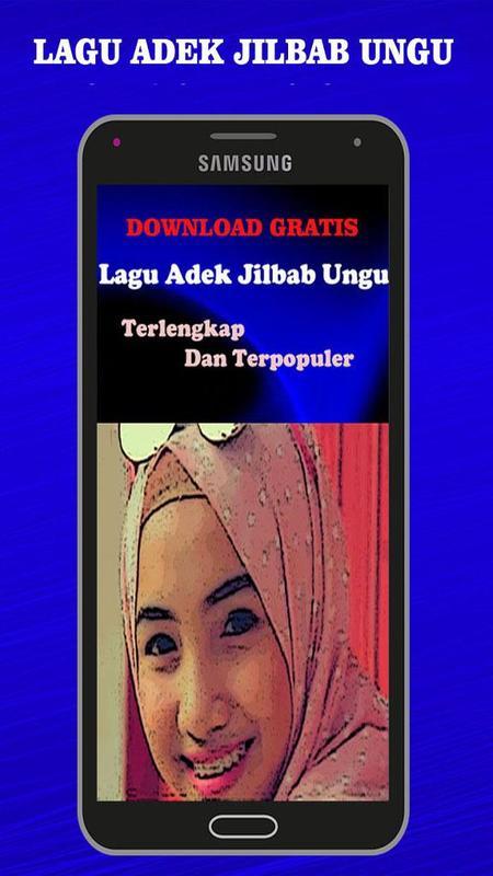 Lagu Adek Jilbab Ungu Mp3 For Android Apk Download