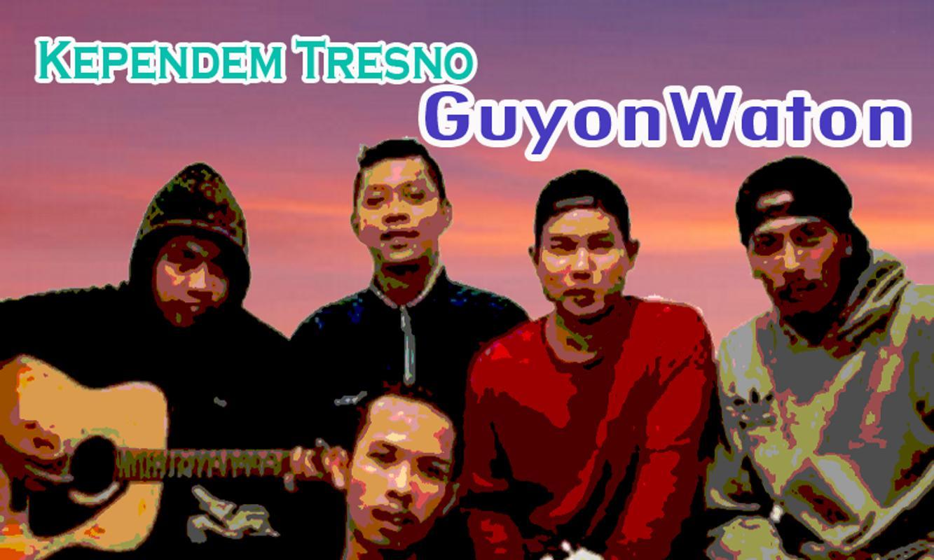 Guyon Waton Kependem Tresno Atine For Android Apk Download