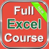 Full Excel Course biểu tượng