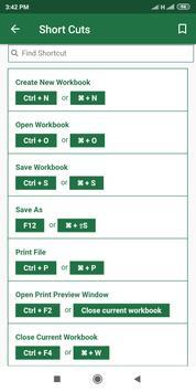 Full Excel Course ảnh chụp màn hình 5