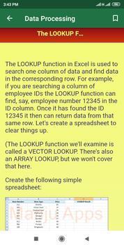 Full Excel Course ảnh chụp màn hình 7