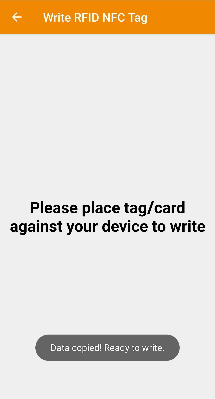 NFC reader app android - RFID Tag Reader & finder for