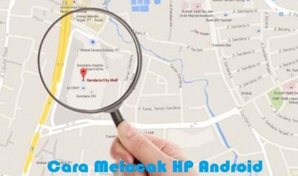 Cara Mencari HP Hilang screenshot 1