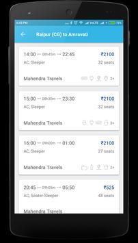 Mahendra Travels Ekran Görüntüsü 2