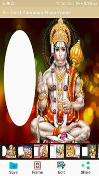 Jai Shree  Hanuman Ji Photo Frame Editor screenshot 2