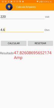 Cálculos Eléctricos Residenciales screenshot 3