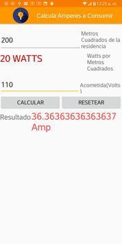 Cálculos Eléctricos Residenciales screenshot 4