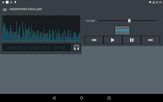 Headphones Equalizer screenshot 14