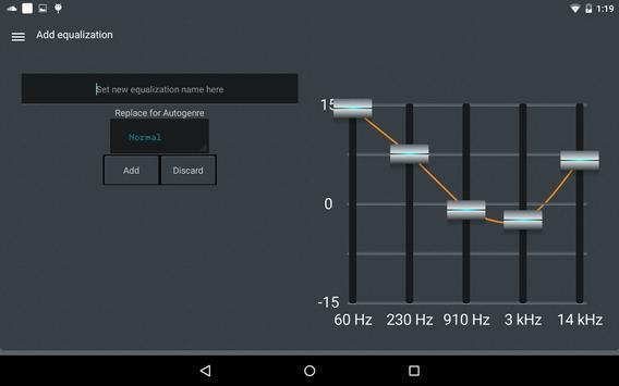 Headphones Equalizer screenshot 17