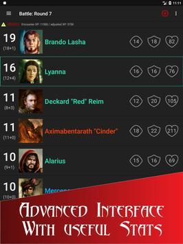 Initiative Tracker for D&D screenshot 10