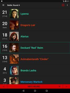 Initiative Tracker for D&D screenshot 16