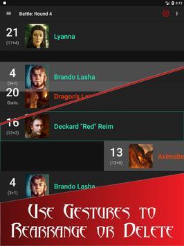 Initiative Tracker for D&D screenshot 19