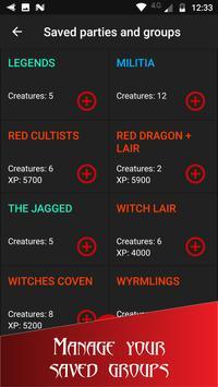 Initiative Tracker for D&D screenshot 7