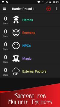 Initiative Tracker for D&D screenshot 4
