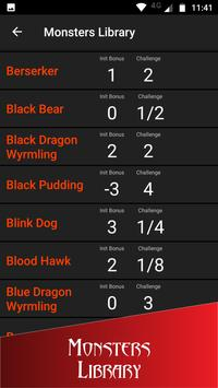 Initiative Tracker for D&D screenshot 5