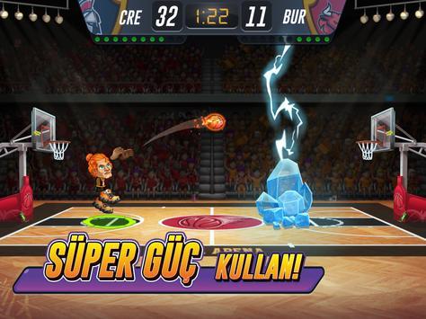 Basketbol Arena Ekran Görüntüsü 11