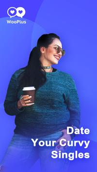 Curvy Singles Dating - Meet, Match & Chat Online poster