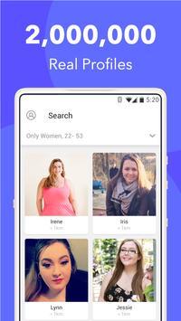 Curvy Singles Dating - Meet, Match & Chat Online screenshot 1